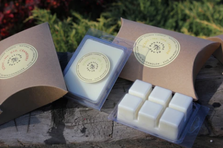 Soy Candles 100%, Wax Melts-Rosalinde Blake Collection