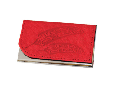 Business Card Holder, Gift of Honour-Francis Horne Sr.