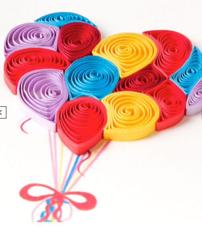 quilling cards hand crafted mini cards variety heartstrings home