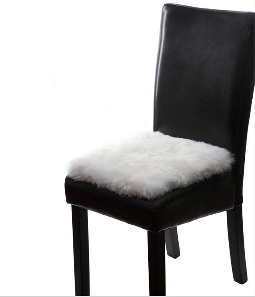 Auckland- Sheepskin Chair Pad