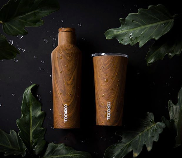 Corkcicle- Canteen, Copper 25oz/750ml
