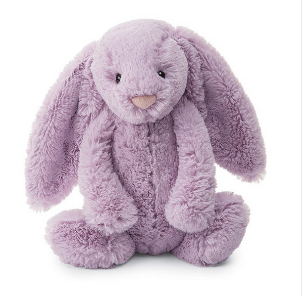 Jellycat- Bashful Bunny, Lilac Small