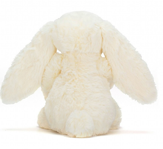 Bunny, Posy Beige (Medium)-Jellycat