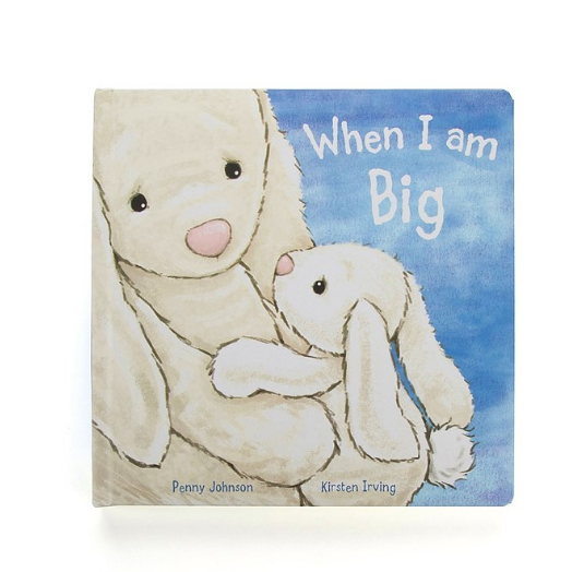 Jellycat- When I am Big, Book