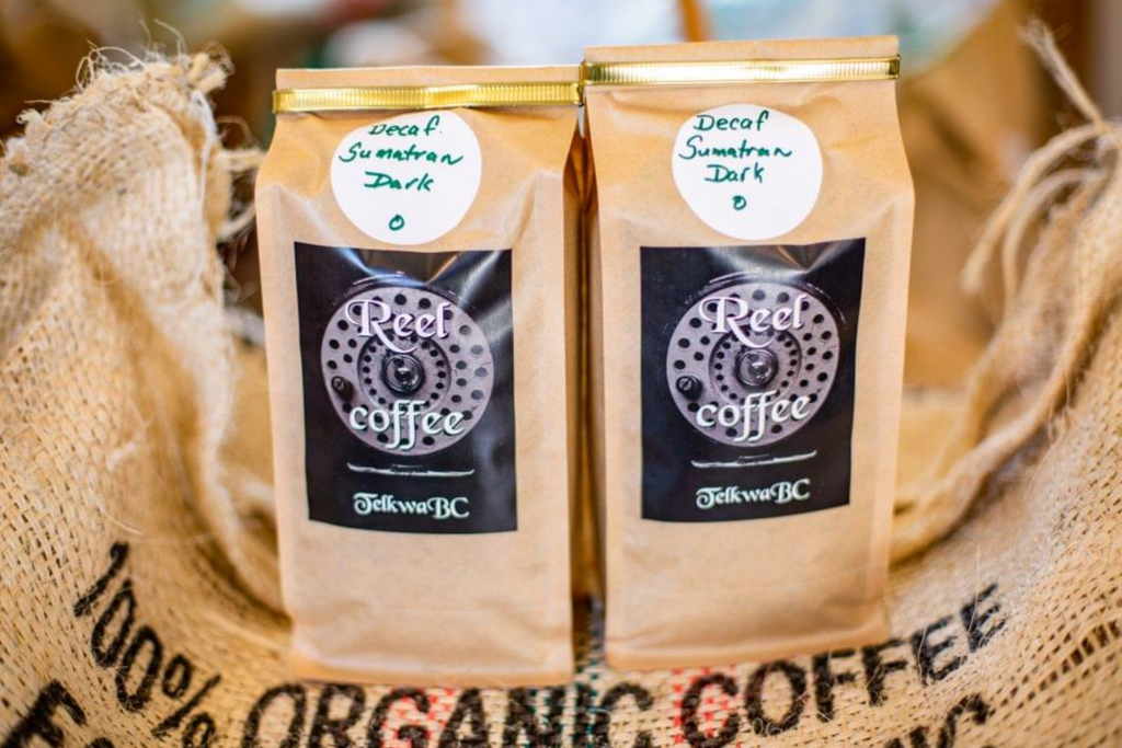 Reel Coffee- Organic, Fair Trade, Roasted Locally