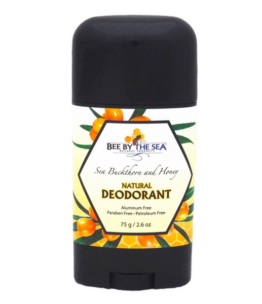 Bee By The Sea- Natural Deodorant