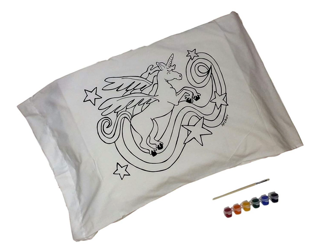 Artburn- Pillowcase Painting Kit, Mermaid