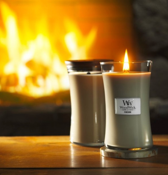 Woodwick/Crackling, Fireside