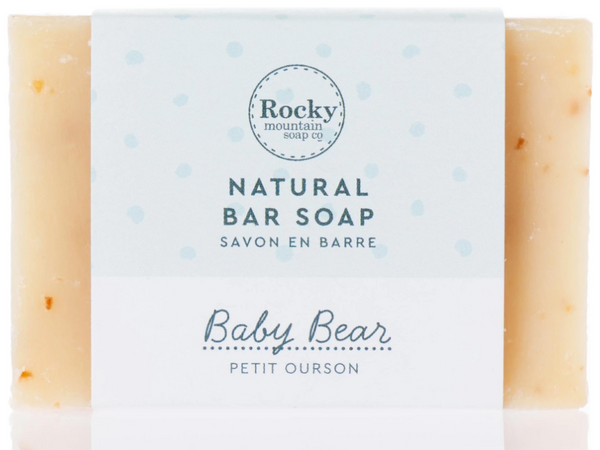Rocky Mnt- Baby Bear Soap