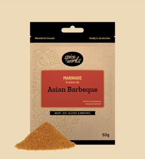 Spice Works- Asian BBQ Marinade