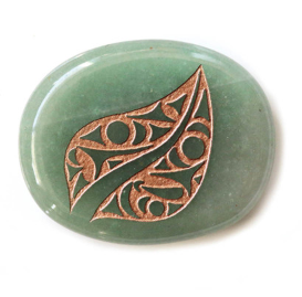 Spirit Stone- Green Adventurine, Eco Spirit
