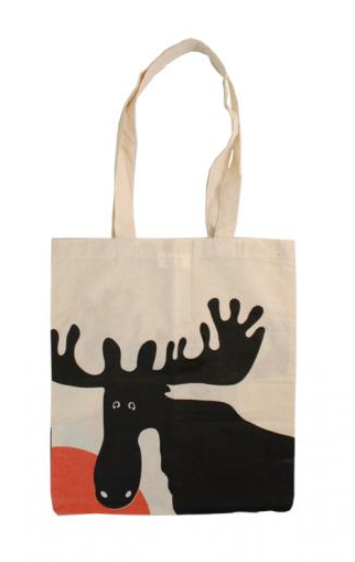 Shopping Bag, Moose