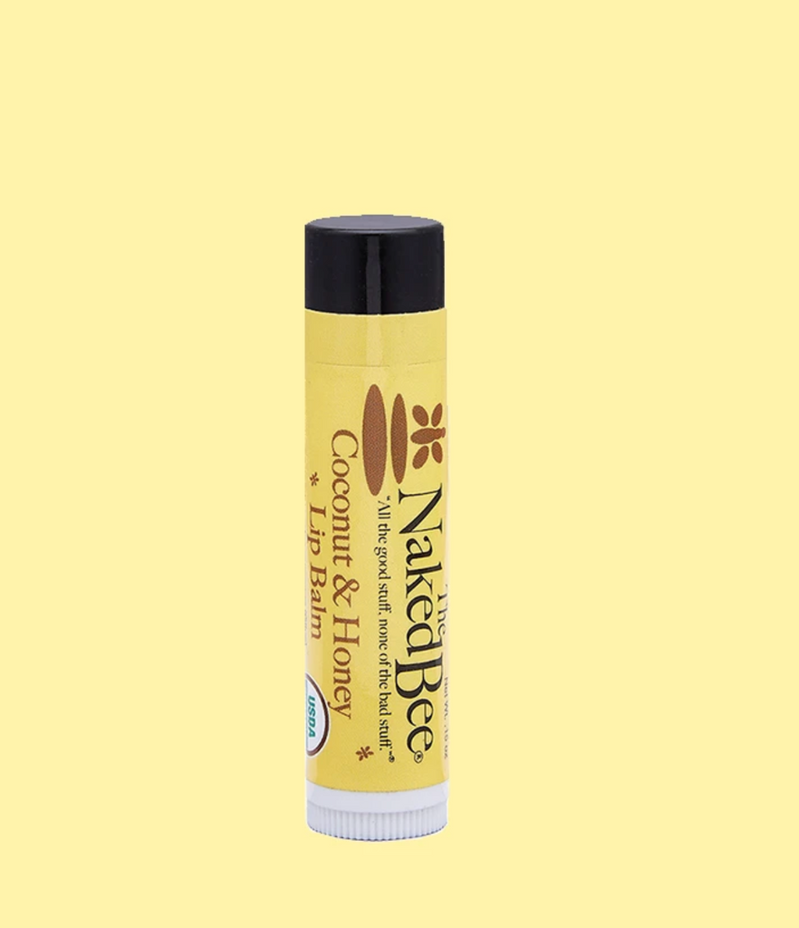 Naked Bee- Coconut & Honey, Lip Balm