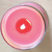 Woodwick- Crackling Candle, Rose