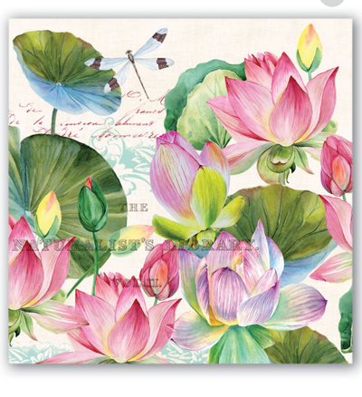 Michel Design- Water Lilies Collection