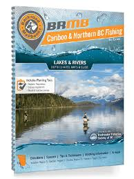 Books- Backroad Map Book, Cariboo & Northern BC Fishing