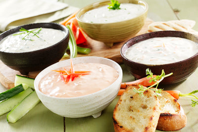 Lemon Dill Dip Mix, Gourmet du Village