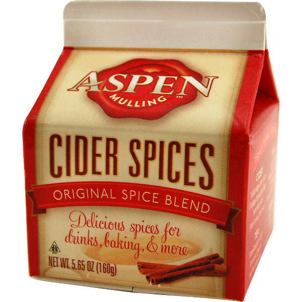 Aspen- Cider Spices