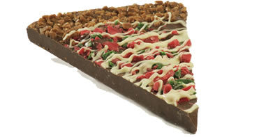Brittles 'n More- Chocolate Pizza