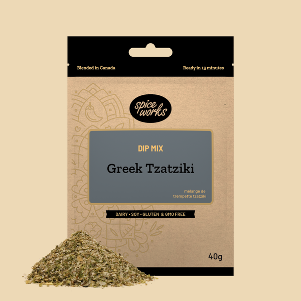 Spice Works - Greek Tzatziki