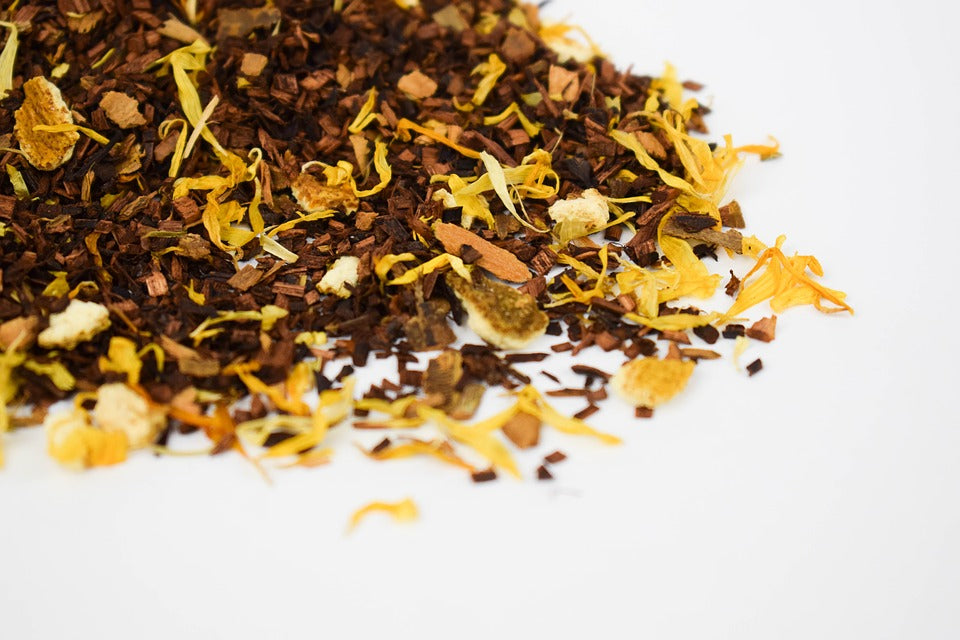 Tealish- Loose Leaf RooboisTea, Lemon Meringue
