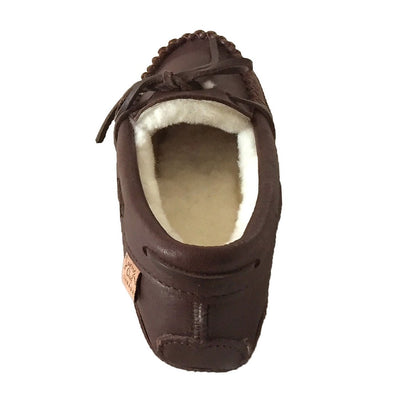 Laurentian Chief- Mens Moccasin Chocolate#2479RKM