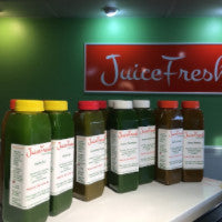 JuiceFresh Twelve Pack - organic