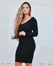 Load image into Gallery viewer, Your Besties Little Black Dress