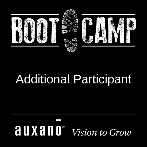 Boot Camp Additional Attendee