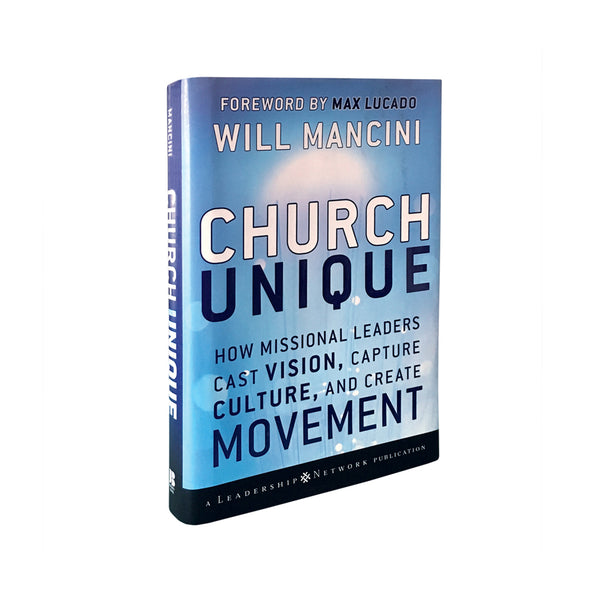 Church Unique Book - Certification