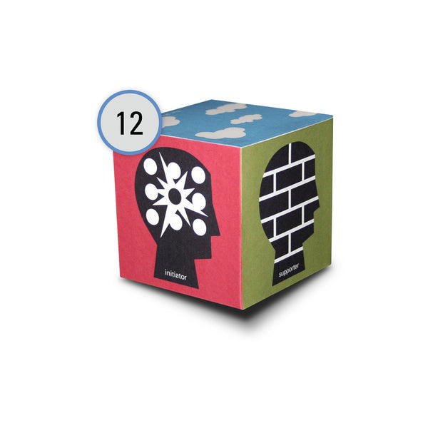 12 Collaboration Cubes - 10% Savings