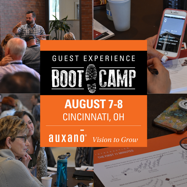 Guest Experience Boot Camp - Cincinnati