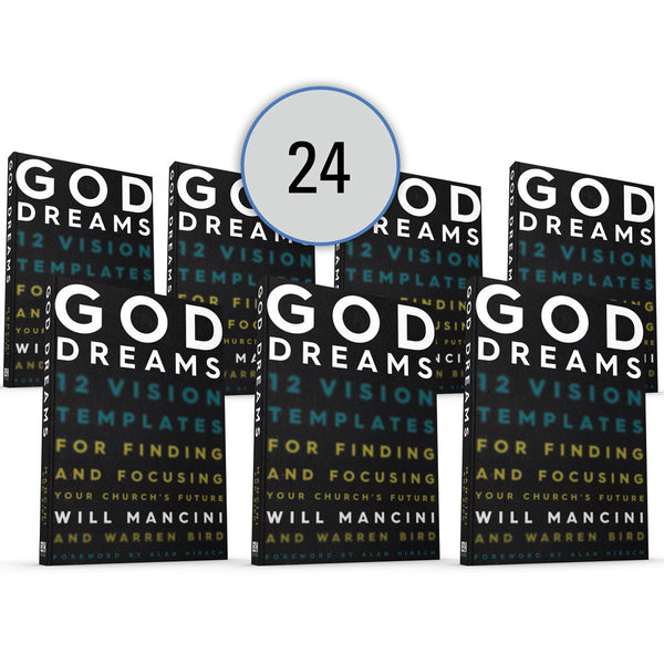 24 God Dreams - 50% Savings