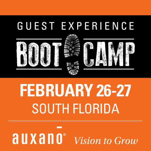 Guest Experience Boot Camp - South Florida