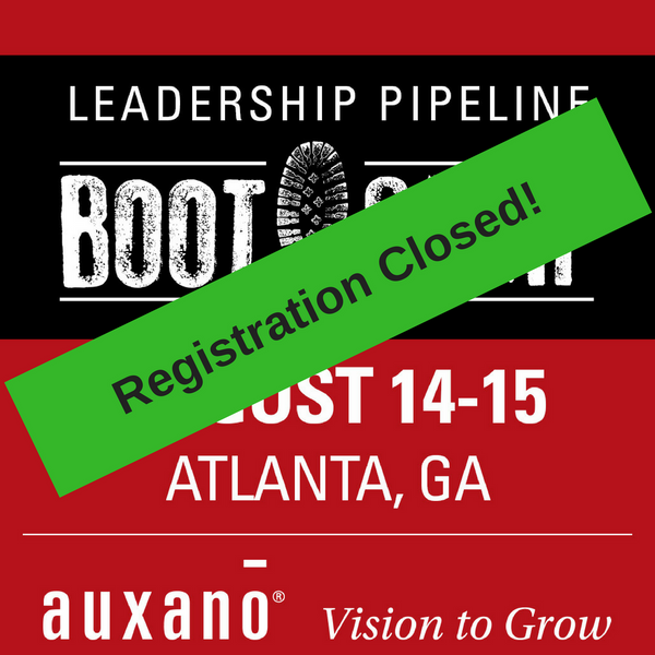 Leadership Development Pipeline Boot Camp 2 - Atlanta