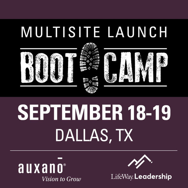 MultiSite Launch Boot Camp