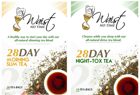 28 DAY SLIMMING - DETOX TEA PACK