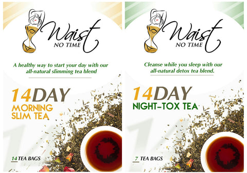 14 DAY SLIMMING - DETOX TEA PACK