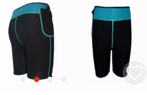 Neoprene Sweat Out Shorts - Men