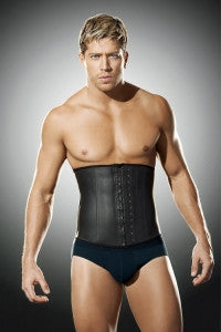 Men's Latex Long Waist Trainer