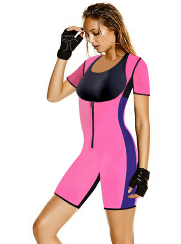 Full Body Neoprene Sweat Suit