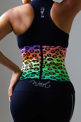 Cheetah Rainbow 3 Row