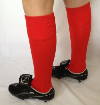 Linslade Red Football Socks - Wear2School