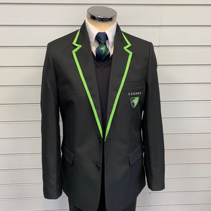 Cedars Upper School Boys ECO Jacket