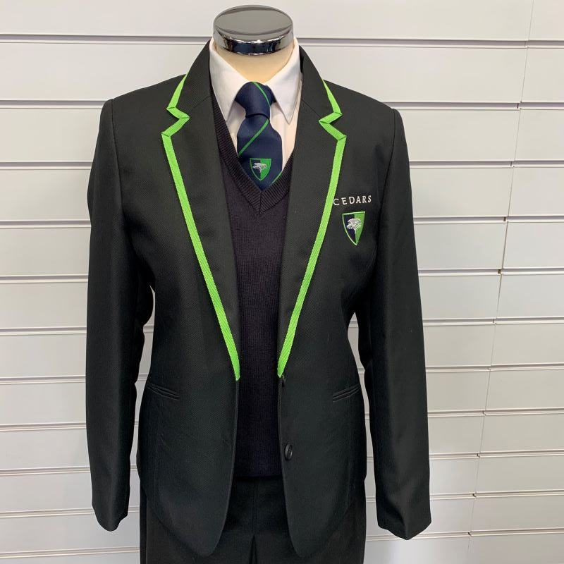 Cedars Upper School Girls ECO Jacket