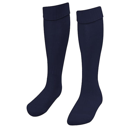 Navy Football Socks