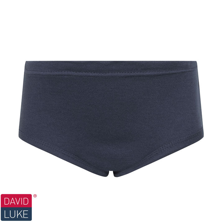 David Luke Cotton School Briefs - Pack of 3 (DL25)