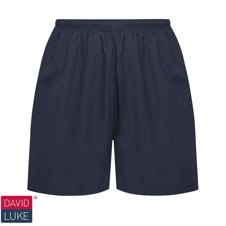 David Luke Swimshort with Tie Waist & Liner (DL29)