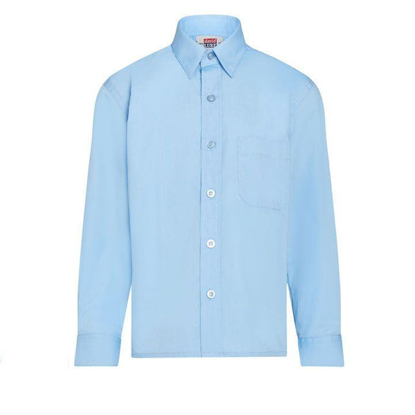 DL50 Blue Long Sleeve Shirt
