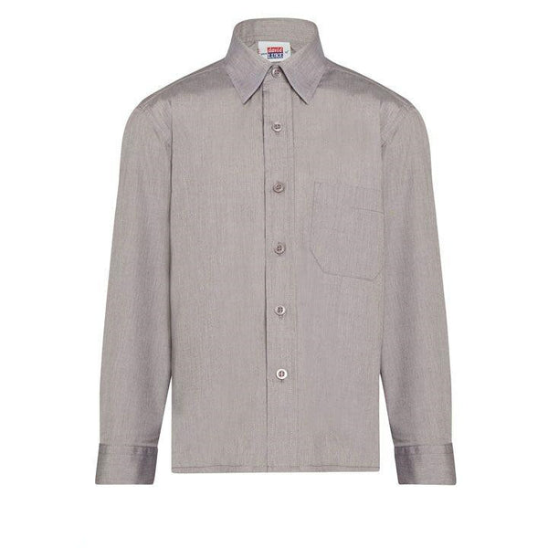 DL50 Grey Long Sleeve Shirt